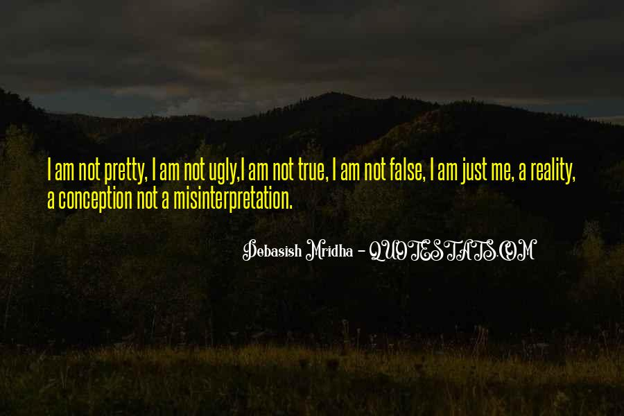 Quotes About False Truth #338909