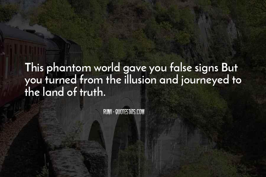 Quotes About False Truth #349796