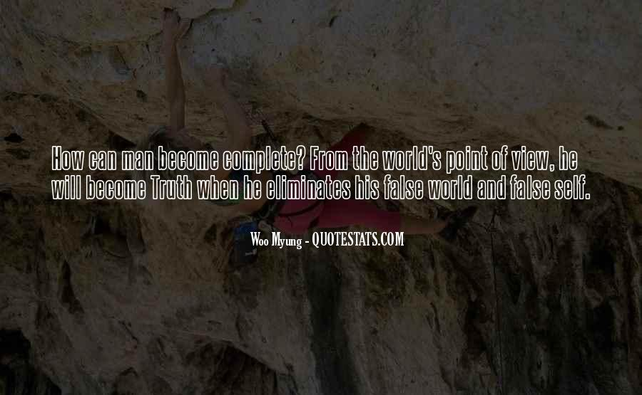 Quotes About False Truth #366488