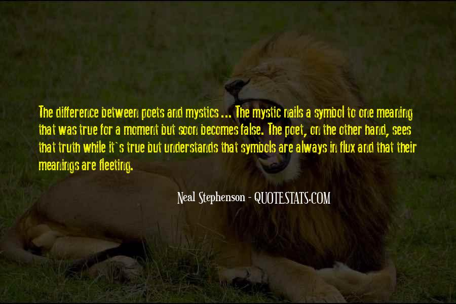 Quotes About False Truth #397215