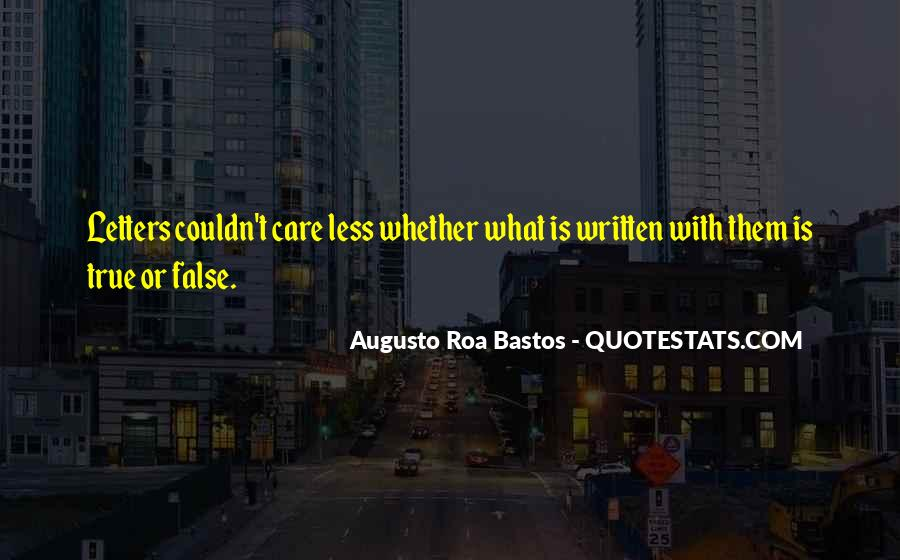 Quotes About False Truth #479573