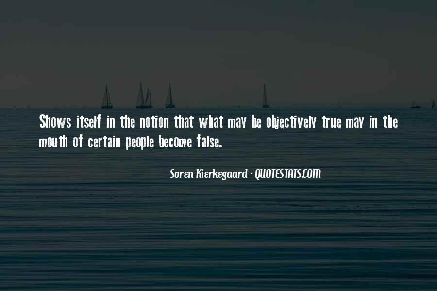 Quotes About False Truth #492156