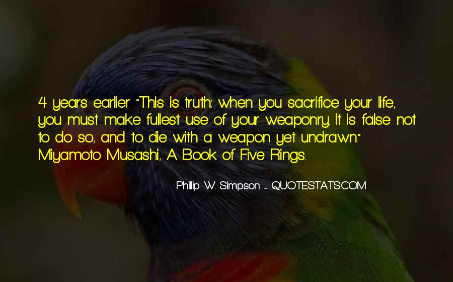 Quotes About False Truth #530711