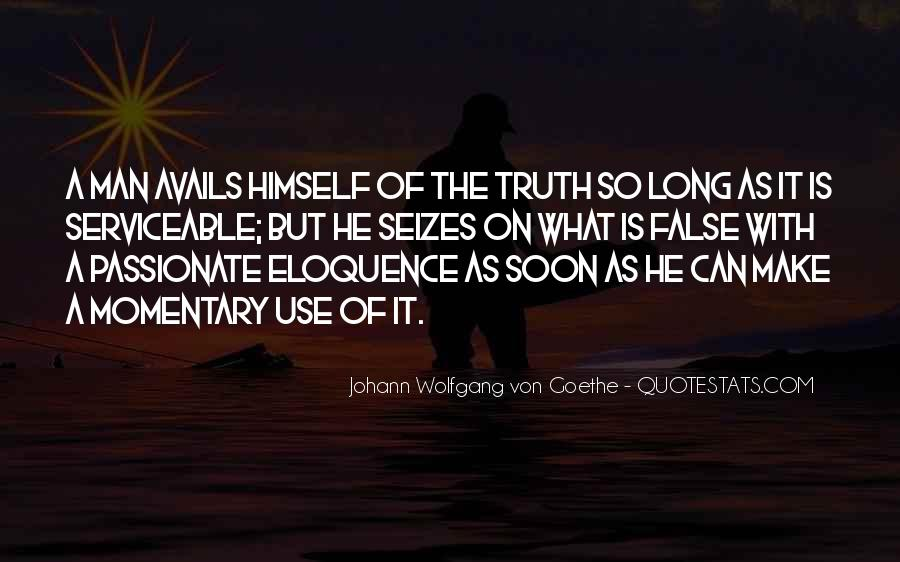 Quotes About False Truth #652882