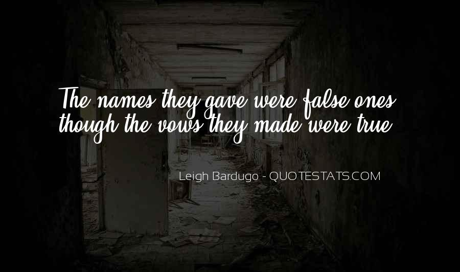 Quotes About False Truth #684412
