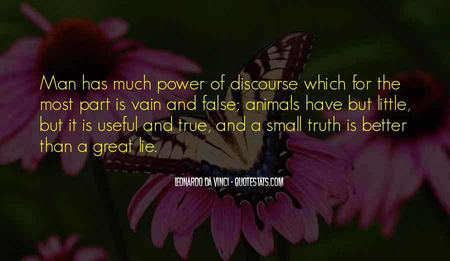 Quotes About False Truth #725211