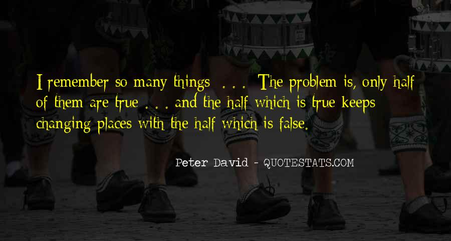Quotes About False Truth #84999