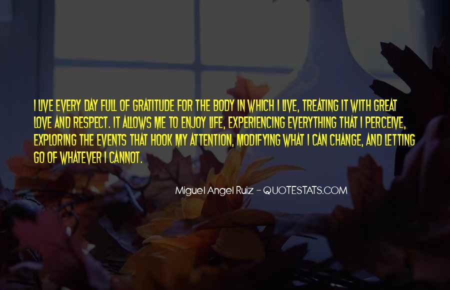 Quotes About Change And Love And Letting Go #1814426