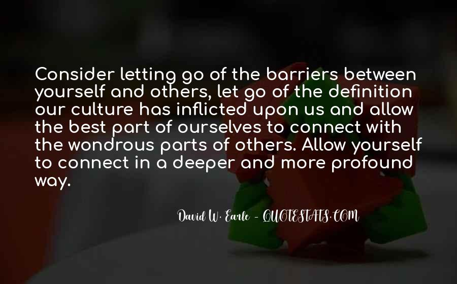 Quotes About Change And Love And Letting Go #871943