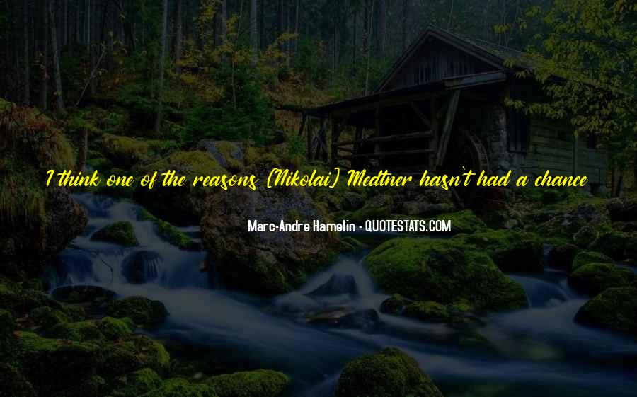 Quotes About Thinking You Had A Chance #135117