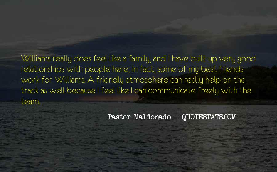 Quotes About Team And Family #1710914