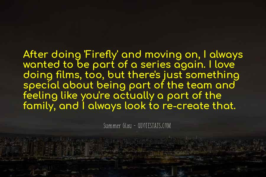 Quotes About Team And Family #307976