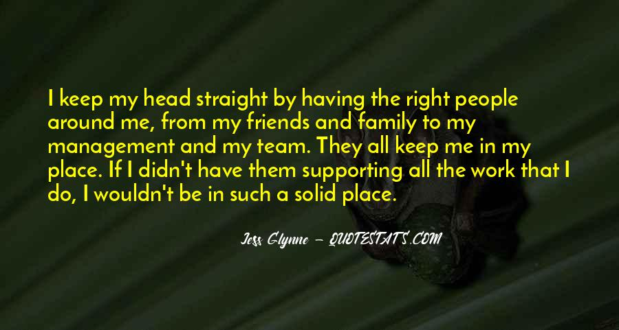 Quotes About Team And Family #459908