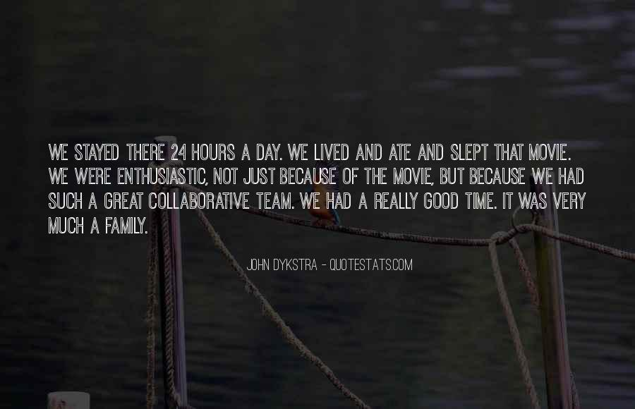 Quotes About Team And Family #545463