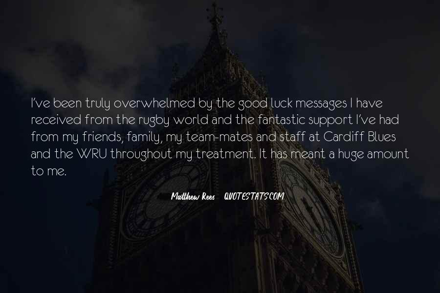 Quotes About Team And Family #655545