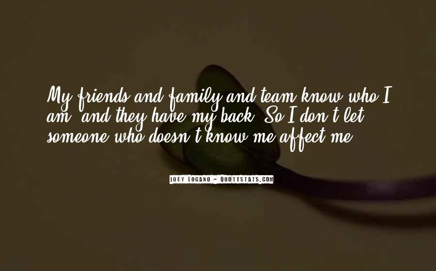 Quotes About Team And Family #97185