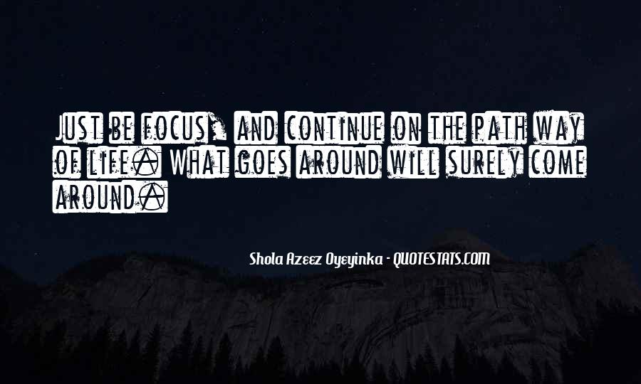Quotes About Surely #17822