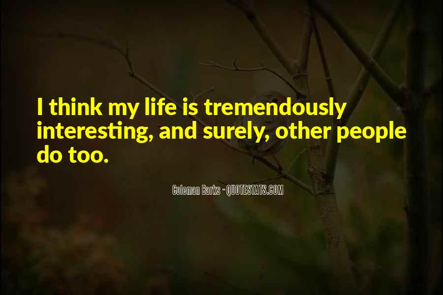 Quotes About Surely #22653