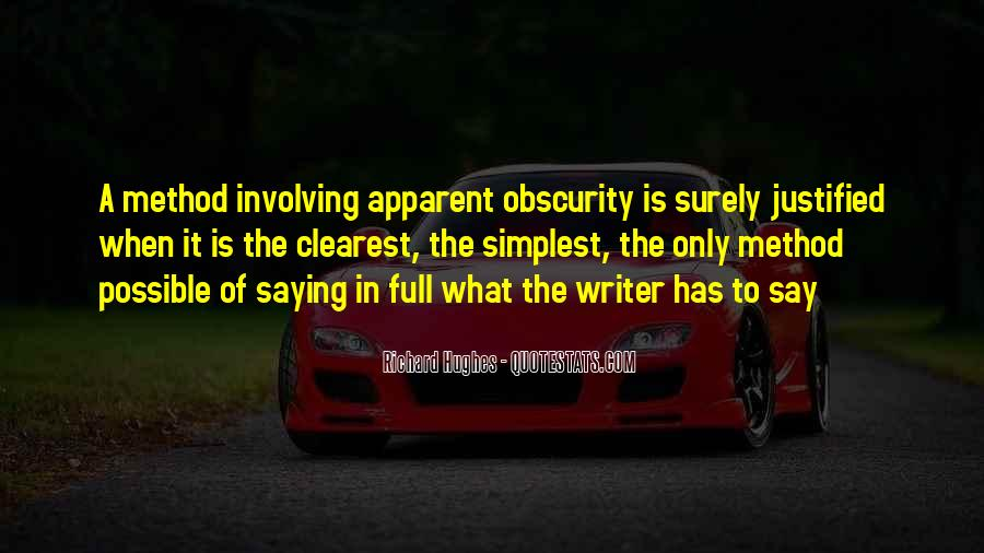 Quotes About Surely #50435