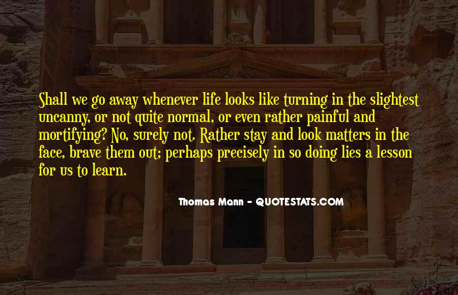 Quotes About Surely #8025