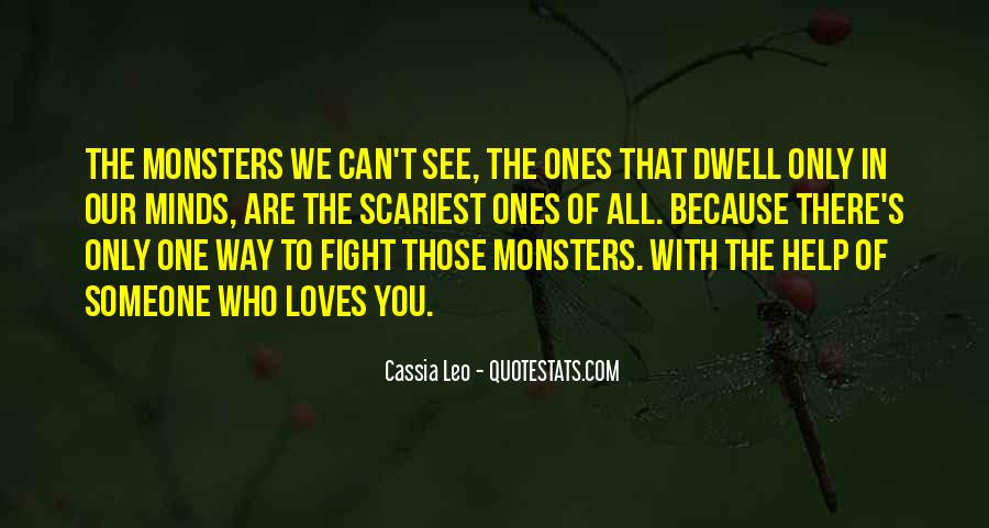 Quotes About You Are The Only One #114863