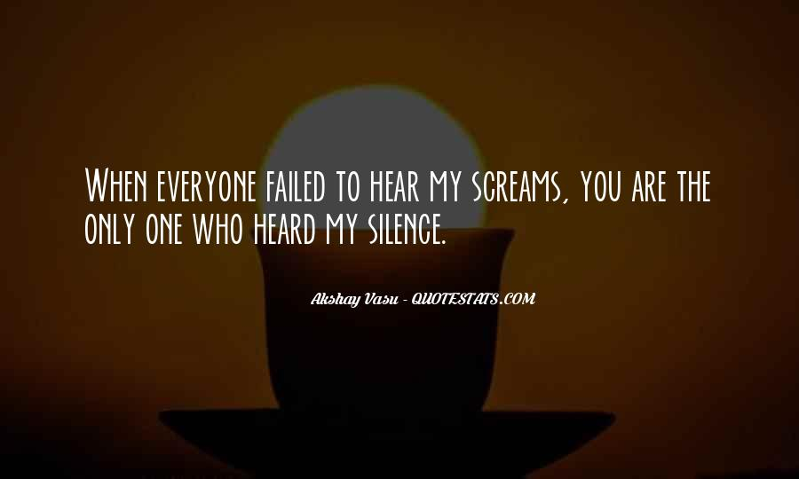 Quotes About You Are The Only One #197214