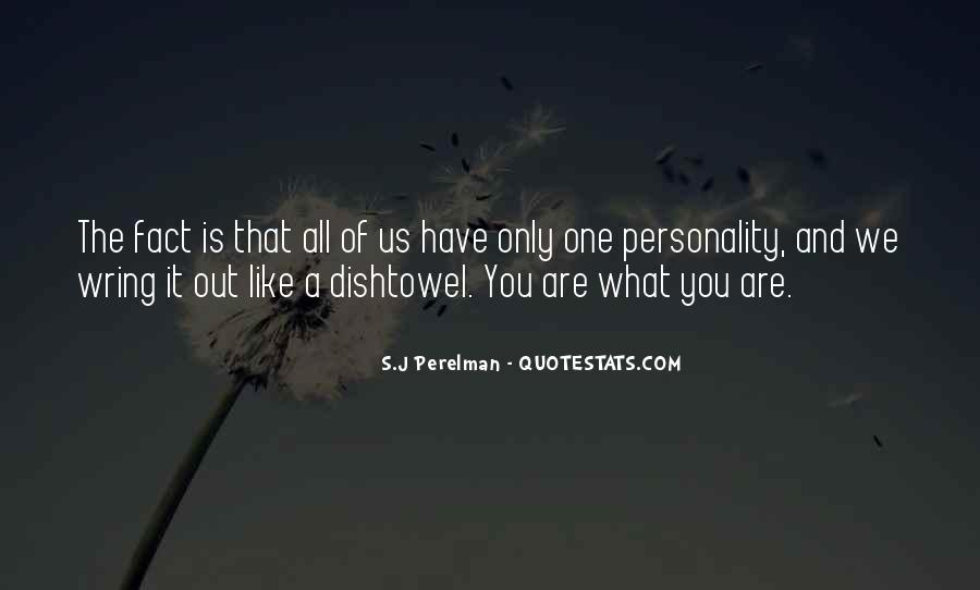 Quotes About You Are The Only One #205842
