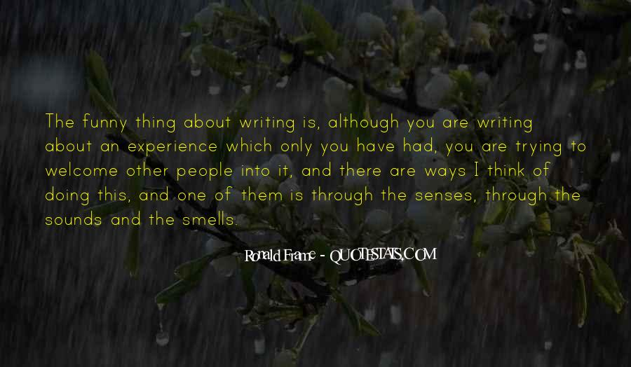 Quotes About You Are The Only One #286945