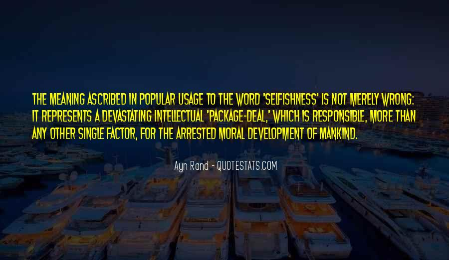 Quotes About Usage #867621