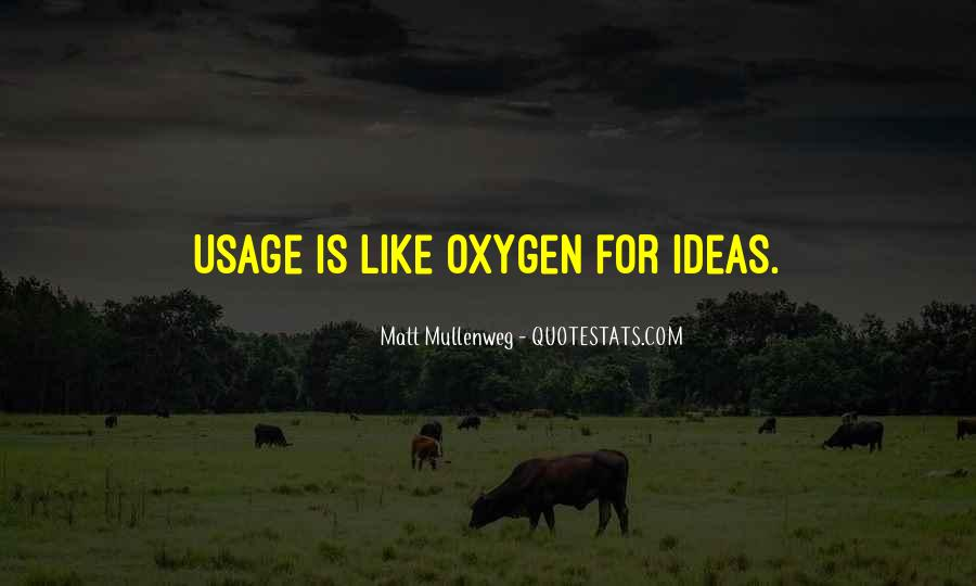 Quotes About Usage #87361