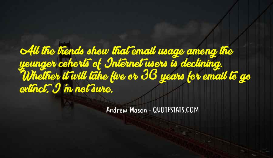 Quotes About Usage #929027