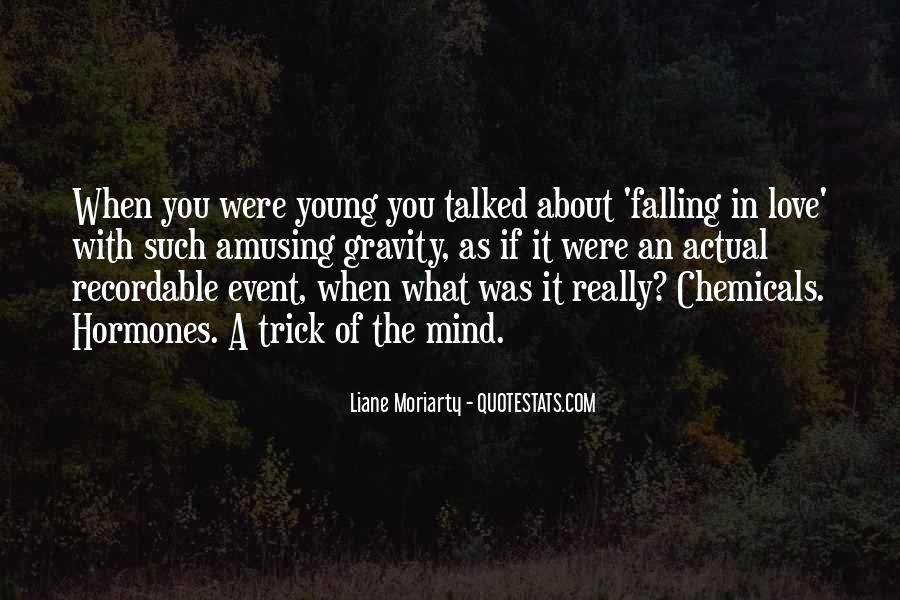 Quotes About Stupid Young Love #1361500