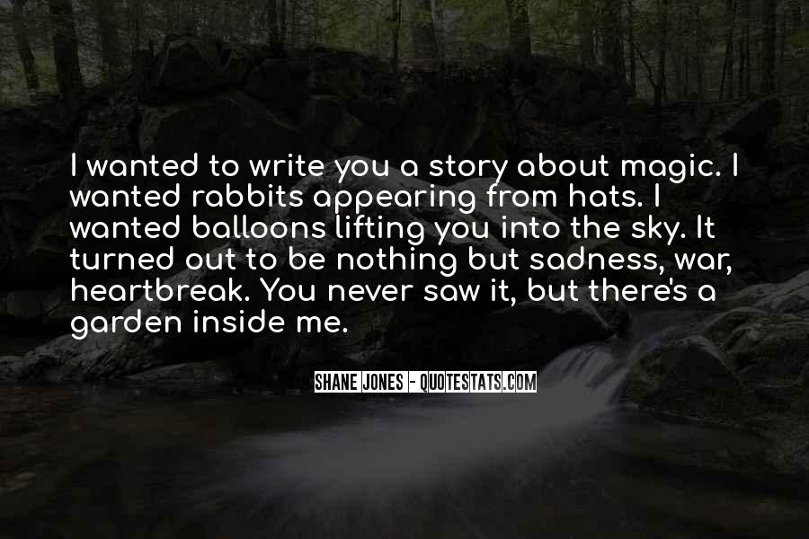 Quotes About Inside Sadness #1759444