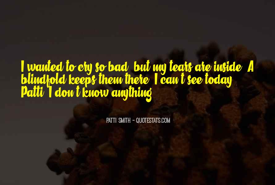 Quotes About Inside Sadness #737595