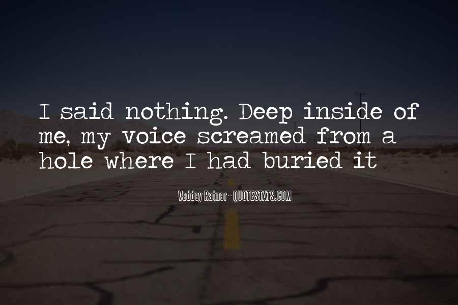 Quotes About Inside Sadness #880062
