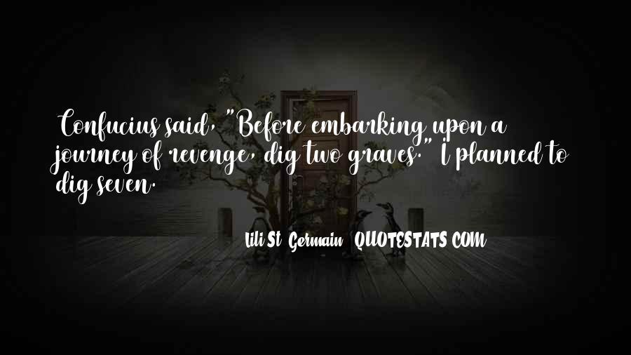 Quotes About Revenge Confucius #1234816