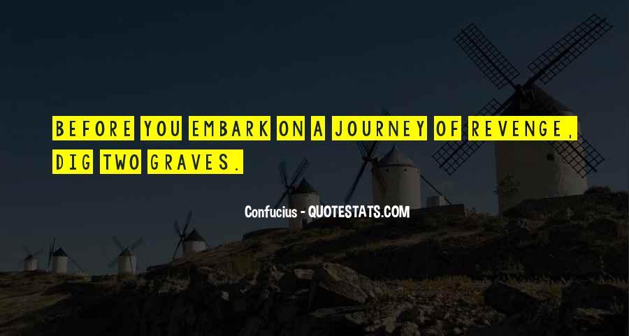 Quotes About Revenge Confucius #725381