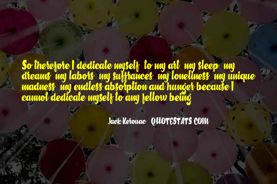 Quotes About Myself Being Unique #830523