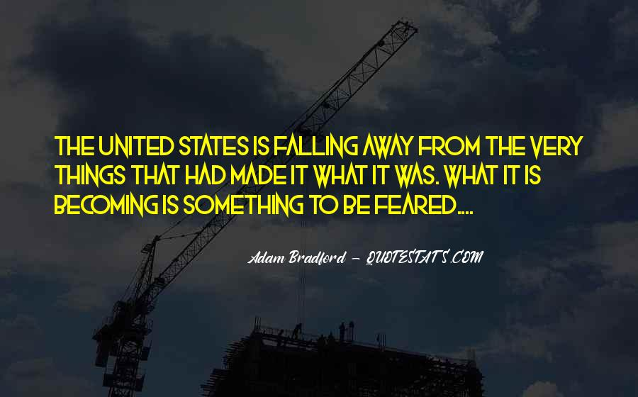 Quotes About Falling Away #1318469