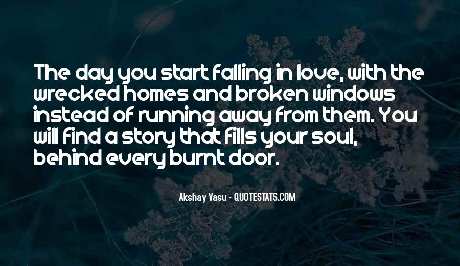Quotes About Falling Away #174688