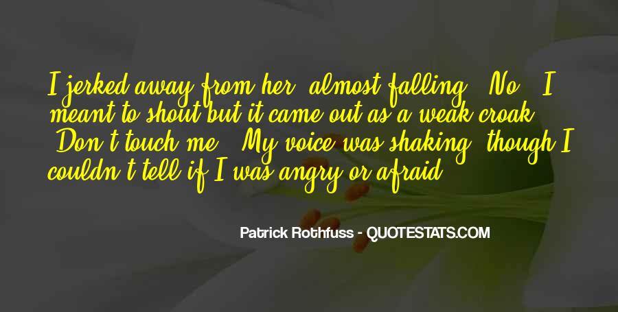 Quotes About Falling Away #24997
