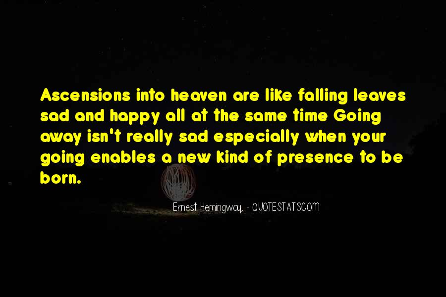 Quotes About Falling Away #488825