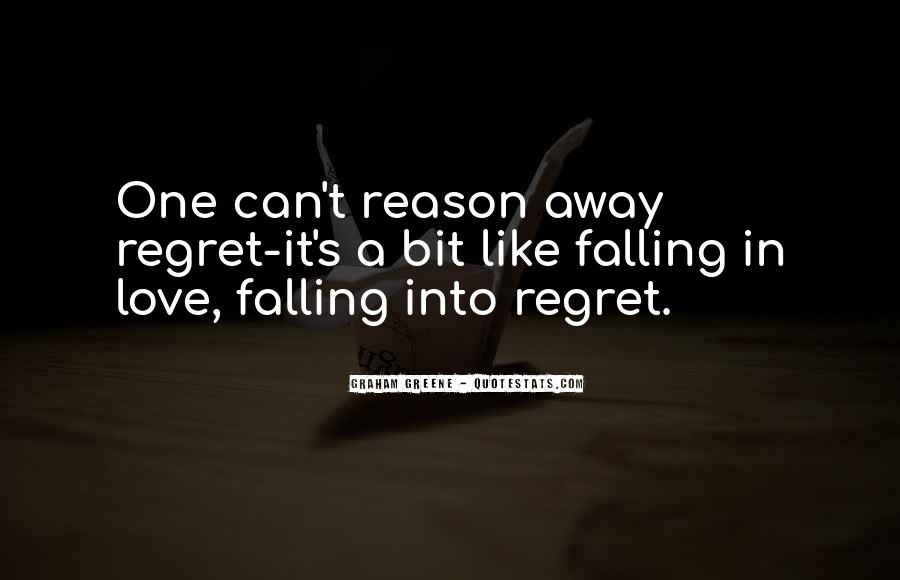 Quotes About Falling Away #726466