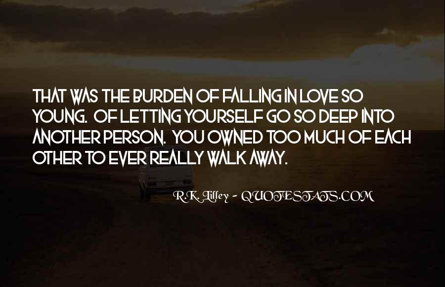 Quotes About Falling Away #746592
