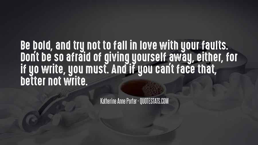 Quotes About Falling Away #769604
