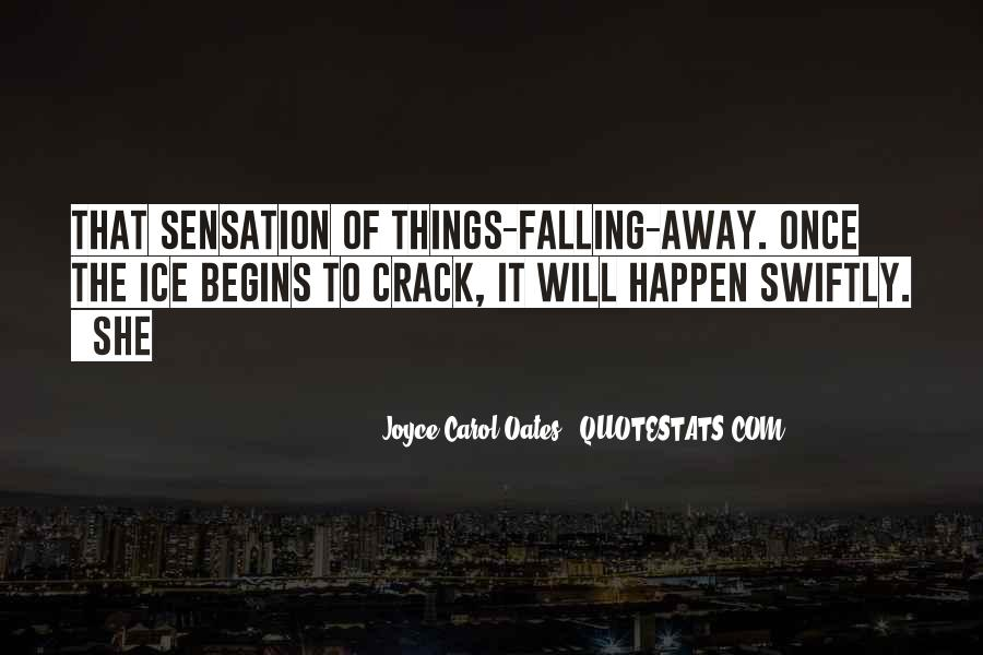 Quotes About Falling Away #850994