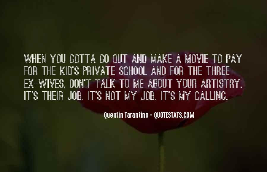 Quotes About Not Calling Your Ex #1130979
