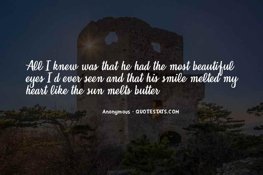 Quotes About Having Beautiful Eyes #18108