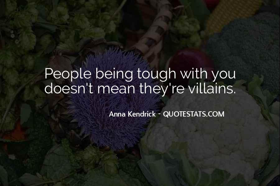 Quotes About Tough Relationships #1371241