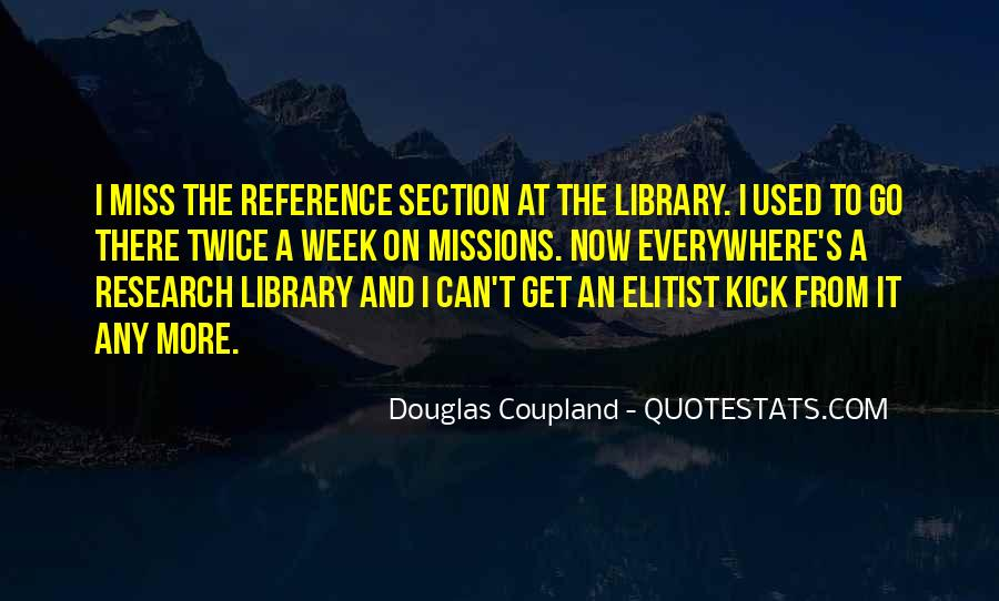 Quotes About Library Research #178020